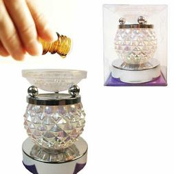 1 Electric Oil Wax Burner Warmer Scent Air Diffuser Aroma Th