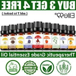 100 percent pure and natural essential oils