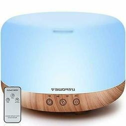1000ml essential oil diffuser humidifiers remote control