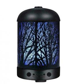 COOSA 100ml Essential Oil Diffuser Enchanted Forest Pattern