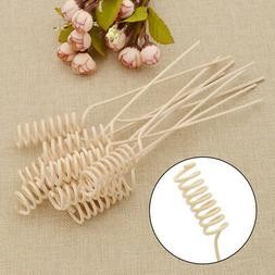 100x/set Rattan Reed Fragrance Oil Diffuser Replacement Refi