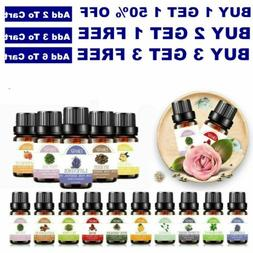 10ml Essential Oil 100% Pure Aromatherapy For Essential Oils