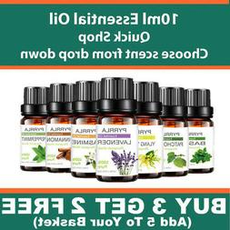 10ML Essential Oil 100% Pure & Natural Aromatherapy Diffuser