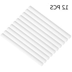 12 Pcs Humidifiers Cotton Stick Swab Scent For Car <font><b>
