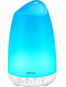 VicTsing 150ml Essential Oil Diffuser, 3rd Version Aromather