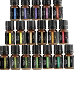 18 Pc Anjou Essential Oils Gift Set Pure Therapeutic Grade D
