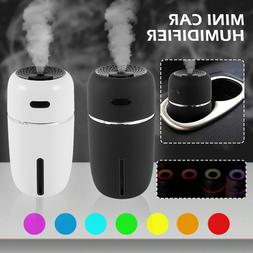 200ml Essential Oil Diffuser Humidifier Air Aromatherapy 7LE