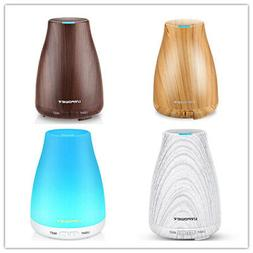 URPOWER 2nd Version Essential Oil Diffuser with Waterless Au