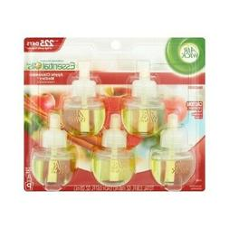 30 Count Air Wick Scented Oil Refills Air Freshener Apple Ci
