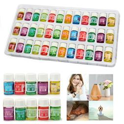 36PCS 12 Scent Essential Oil 3ml Set Home Fragrance For Air