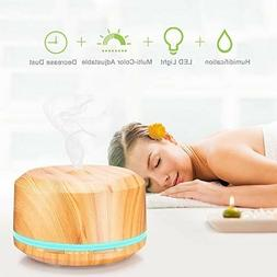 BAXIA TECHNOLOGY 450ml Aromatherapy Essential Oil Diffuser U