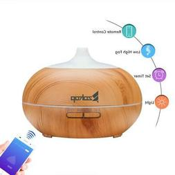550ML 7 LED Essential Oil Diffuser Humidifier Aroma Air Ultr