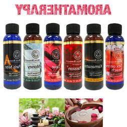 6 Aromatherapy Fragrance Diffuser Essential Oils Fresh Scent