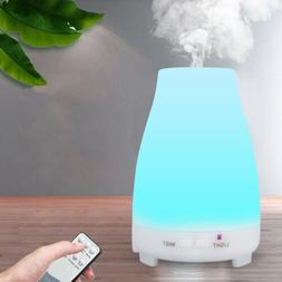 200ml essential oil diffuser humidifier aromatherapy mist