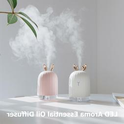 7 Color LED Light Ultrasonic Air Humidifier Aroma Essential