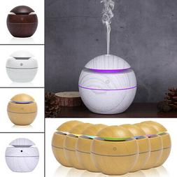 7 LED Air Aroma Essential Oil Diffuser Ultrasonic Aroma Arom