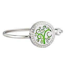 Aromatherapy Essential Oil Diffuser Bracelet 316 Stainless S