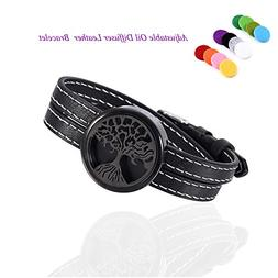 Daily Essential Oil Diffuser Lockets Bracelet Fragrance Jewe