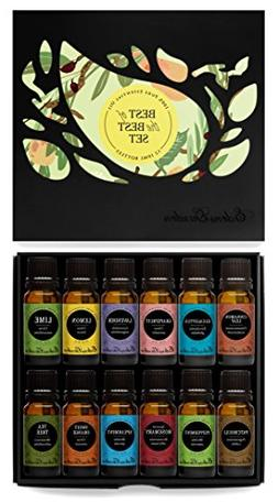 Beginners Best of the Best Aromatherapy Gift Set- 12/ 10 ml