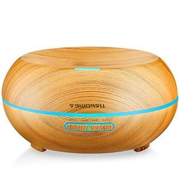 URPOWER 200ml Aromatherapy Essential Oil Diffuser Humidifier