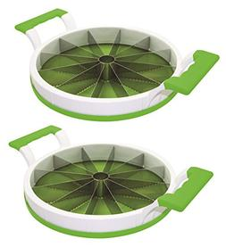Perfect Slicer - A Melon Slicer for Cutting Large Fruit, Veg
