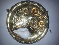 "Aarti Set in Small ""8-9 inch"""