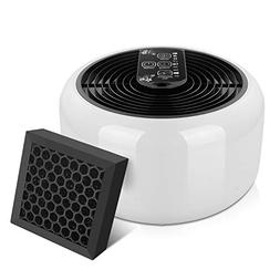 Aiskki Air Purifier, Air Cleaner with Aromatherapy Diffuser,