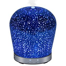 KEDSUM 200ml Aroma Essential Oil Diffuser, Ultrasonic Cool M
