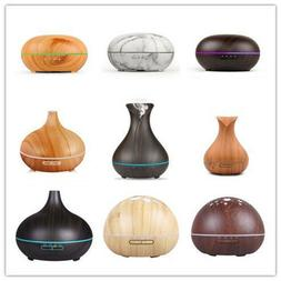 Aroma Diffuser LED Essential Oil Ultrasonic Air Humidifier A