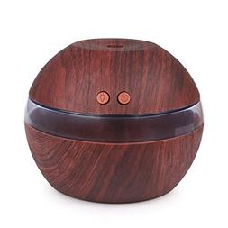 OWIKAR Aroma Essential Oil Diffuser Mist Humidifier 300ml US
