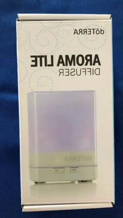Doterra Aroma Lite Essential Oil Diffuser. New In Box; FREE