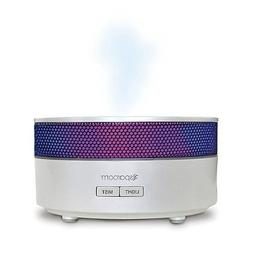 SpaRoom AromaMist Ultrasonic Aroma Diffuser and Mister in Wh