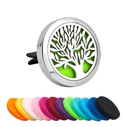 Third Time Charm Aromatherapy Car Essential Oil Diffuser Ven