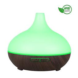 Aromatherapy Diffuser 300ml Diffusers For Essential Oils Hum