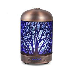 Essential Oil Diffuser COOSA 100ml Aromatherapy Ultrasonic A