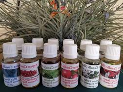 Aromatherapy-HOLIDAY-Essential & Premium Oil- Diffuser/Mist-