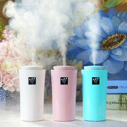 Aromatherapy Essential Oil Diffuser Ultrasonic Humidifier US