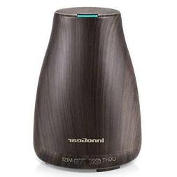 Aromatherapy Oil Diffuser Wood Grain Cool Mist Humidifier 7