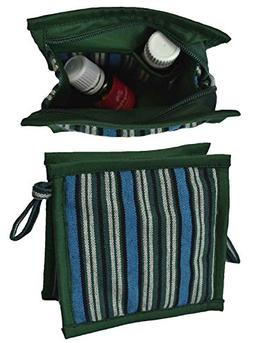 Small Essential Oils Storage Case | Protects 6 Oils: 5mL - 1
