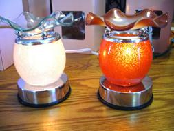 CANDLES/ OILS ~~ELECTRIC OIL/TART BURNERS DIFFUSER AUTO TOUC
