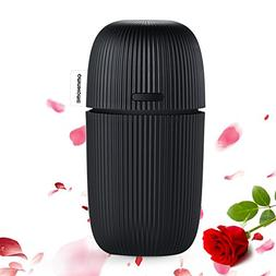 Car USB Diffuser Essential Oils Portable Vehicle-Mounted Coo
