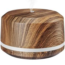 Essential Oil Diffuser 450ml, BAXIA TECHNOLOGY Aromatherapy