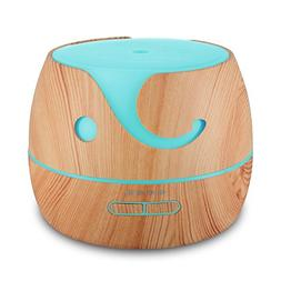 Hysure 400ml Essential Oil Diffuser Aromatherapy Cool Mist H