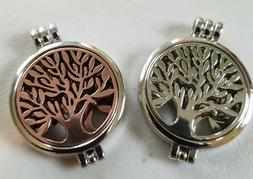 Diffuser Aromatherapy Essential Oil Tree Of Life Stainless s