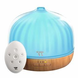 TaoTronics Diffusers for Essential Oils, 500mL Diffuser with