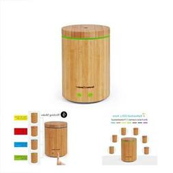 Diffusers InnoGear Real Bamboo Essential Oil Ultrasonic Arom