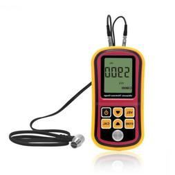 Signstek Digital Ultrasonic Thickness Gauge Meter Tester, Ra