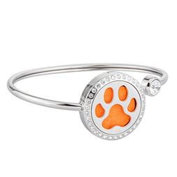 Dog Paw Fragrance Essenial Oil Diffuser Bracelet - Surgical