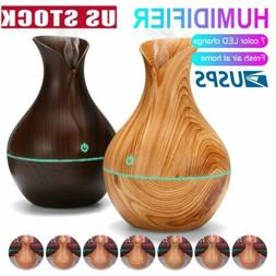 Electric Air Humidifier Essential Oil Aroma Diffuser Aromath