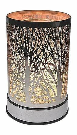 Electric Touch Fragrance Aromatherapy Oil Lamp Warmer Diffus